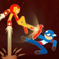 stickman fight battle - shadow warriors gameskip