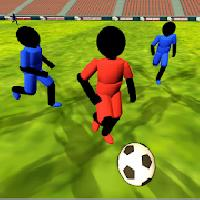stickman football (soccer) 3d gameskip