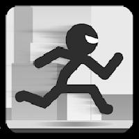 stickman - parkour runner gameskip
