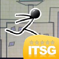 stickman runner gameskip