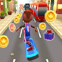 subway paw patrol runner gameskip