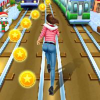 subway runner gameskip
