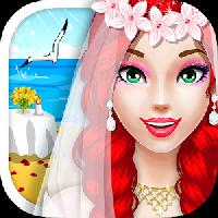 summer bride spa beach wedding gameskip