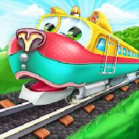 super railway train adventure - clean and fix