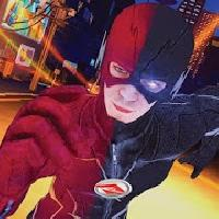 superhero flash speed hero lightning speedster gameskip