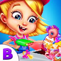supermarket manager baby games gameskip