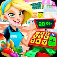 supermarket manager: cashier simulator kids games gameskip