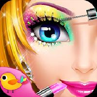superstar makeup party gameskip