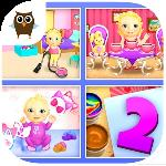 sweet baby girl dream house 2 gameskip