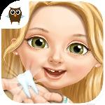 sweet baby girl tooth fairy gameskip
