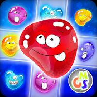 sweet gummy pop-match 3 puzzle gameskip