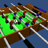 table football, soccer 3d gameskip
