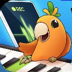 talking parrot piano gameskip