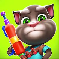 talking tom camp gameskip