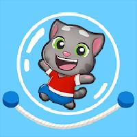 talking tom jump up gameskip