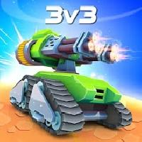 tanks a lot - realtime multiplayer battle arena gameskip