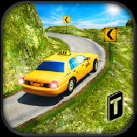 taxi driver 3d : hill station gameskip