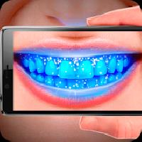 teeth: germ scanner. simulator gameskip