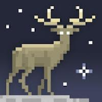 the deer god - 3d pixel art gameskip