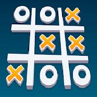 tic tac toe - noughts and crosses gameskip