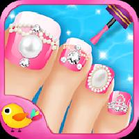 toe-nail salon gameskip