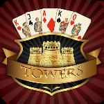 towers: tri peaks solitaire gameskip