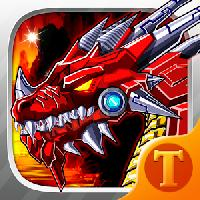 toy robot war:fire dragon gameskip