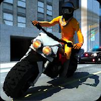 traffic cop bike prison escape gameskip