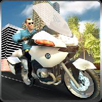 traffic police bike escape pro gameskip