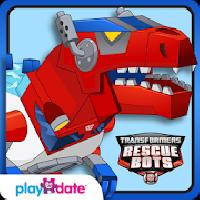 transformers rescue bots: dino gameskip