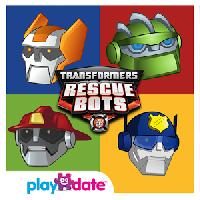 transformers rescue bots: save gameskip