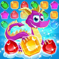 treasure hunters match-3 gems gameskip