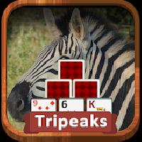 tripeaks wild animals gameskip