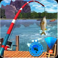 ultimate fishing mania: hook fish catching games