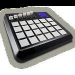 ultra edm white drum tiles gameskip
