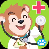 uncle bear hospital kids game gameskip