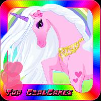 unicorn dress up gameskip