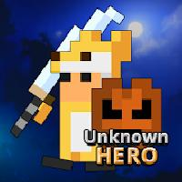 unknown hero - item farming rpg. gameskip