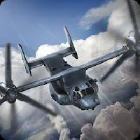 v22 osprey flight simulator gameskip