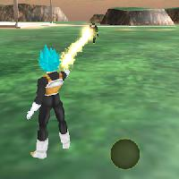vegeta the king of battles 3d