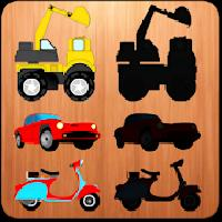 vehicles puzzles for toddlers gameskip