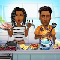 virtual families: cook off gameskip
