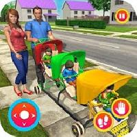 virtual mother new baby triplets family simulator gameskip