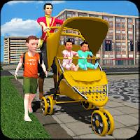virtual nanny babysitting family simulator gameskip