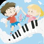 virtual piano: kids piano gameskip