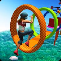 water games: real stuntman run gameskip