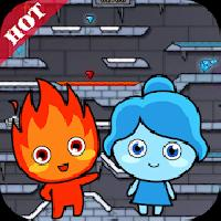 watergirl and fireboy: ice temple maze gameskip