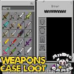 weapons case loot mod for mcpe gameskip