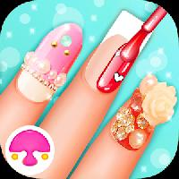 wedding nail salon: girls games gameskip