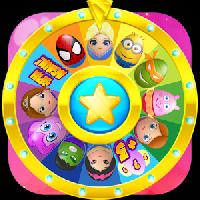 wheel of surprise eggs and toys gameskip